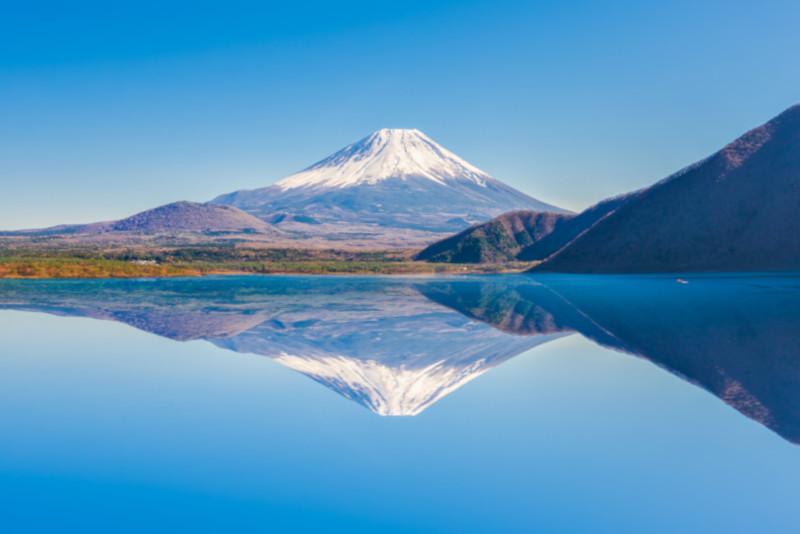 Lake Motosu day trips from Tokyo