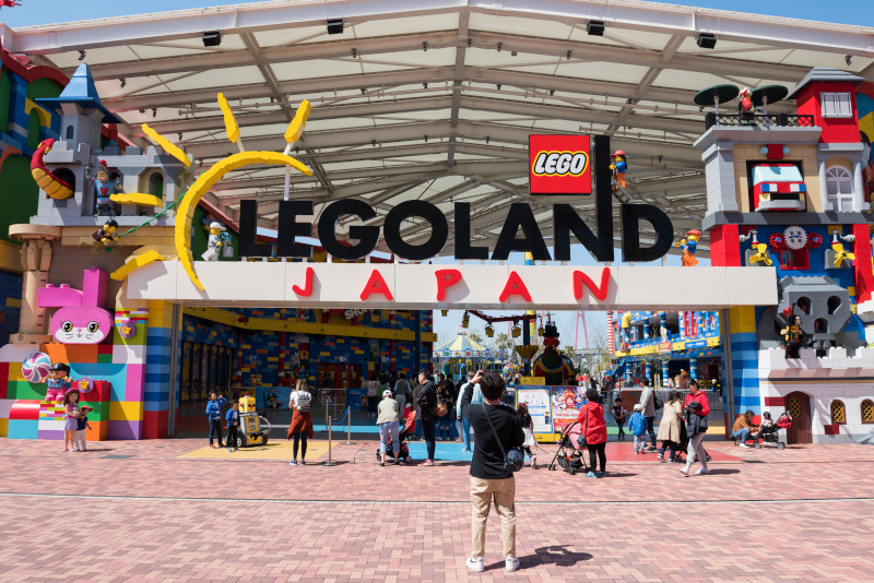 Legoland day trips from Tokyo