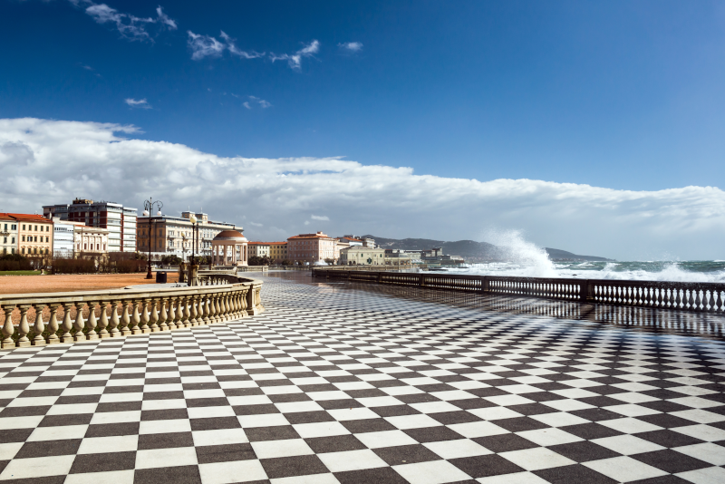 Livorno day trips from Florence
