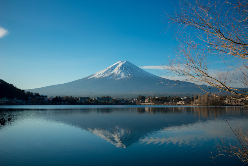 Mont Fuji day trips from Tokyo