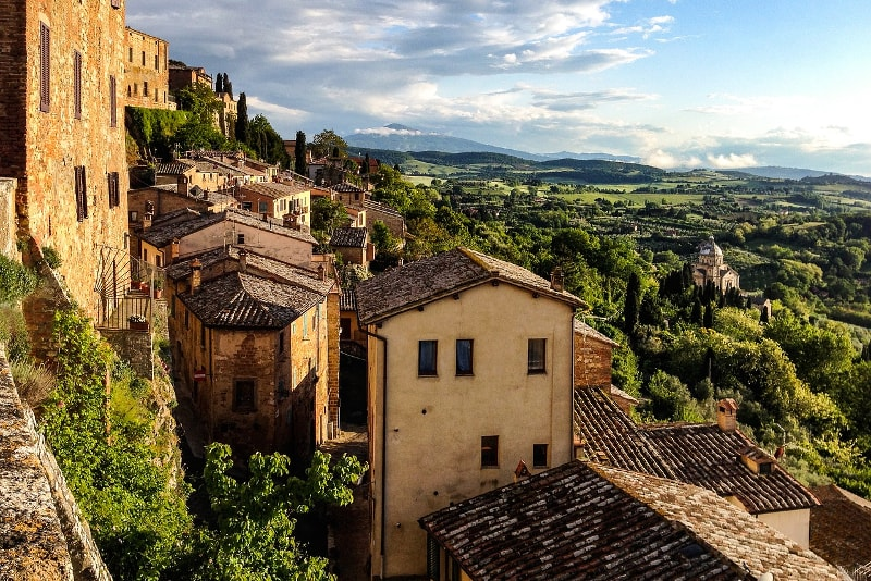 Montalcino day trips from Florence