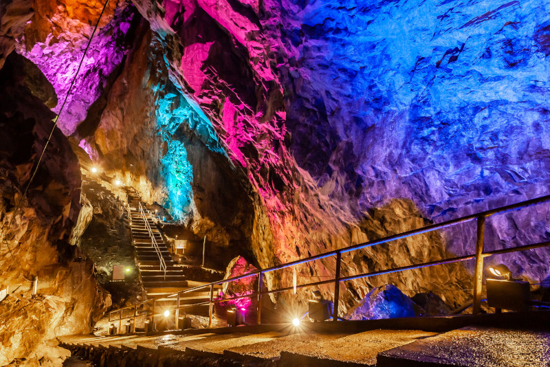 Nippara Limestone Cave day trips from Tokyo