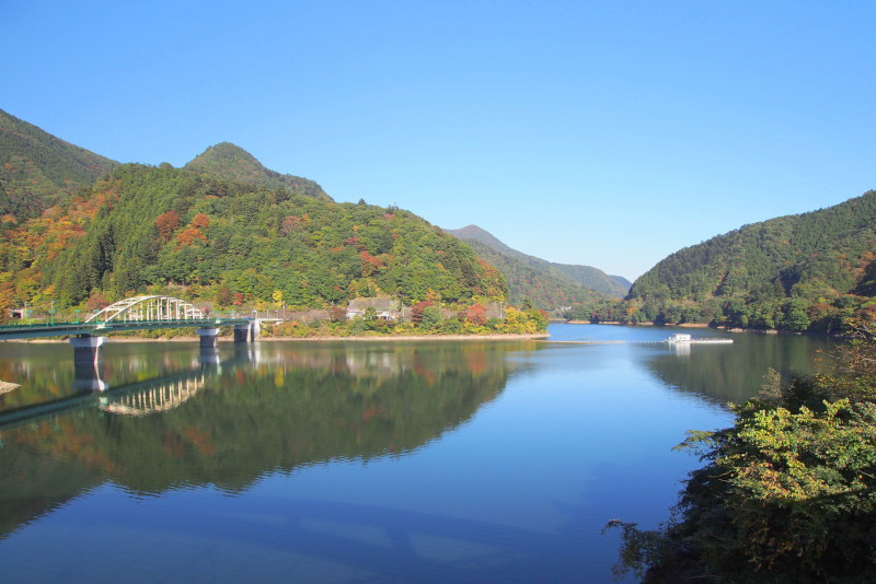 Okutama day trips from Tokyo