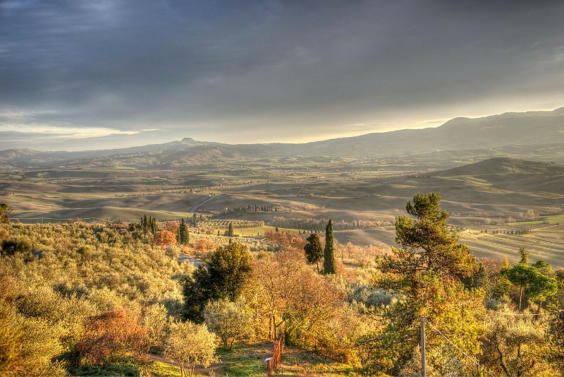Pienza day trips from Florence