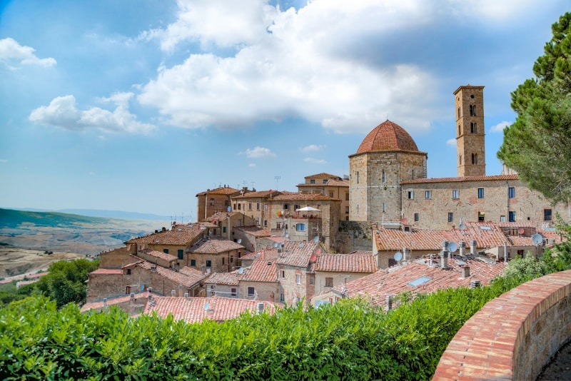 Volterra day trips from Florence