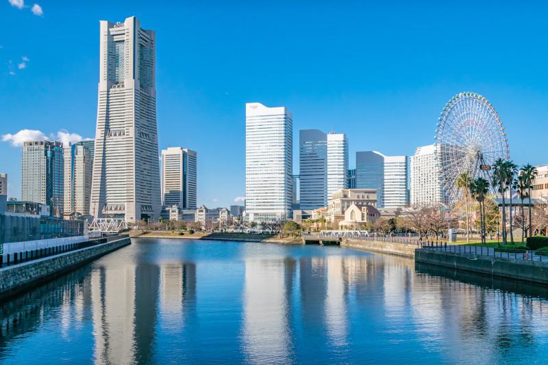 Yokohama day trips from Tokyo
