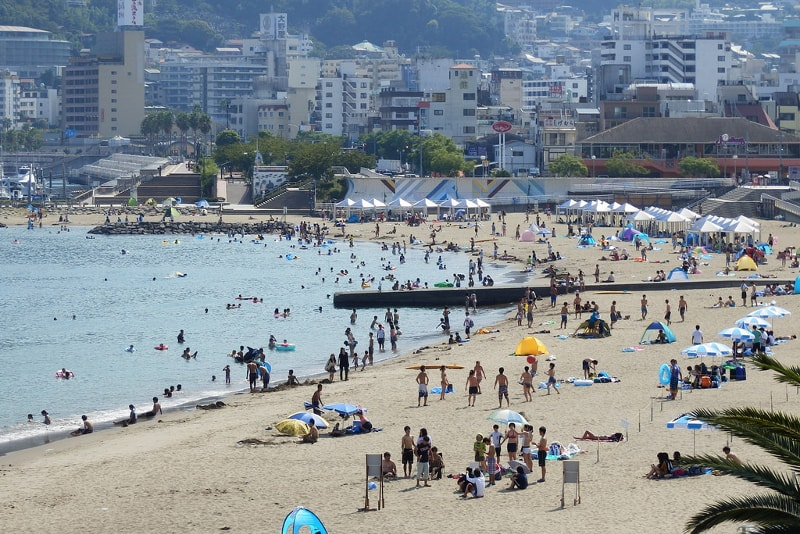 Atami day trips from Tokyo