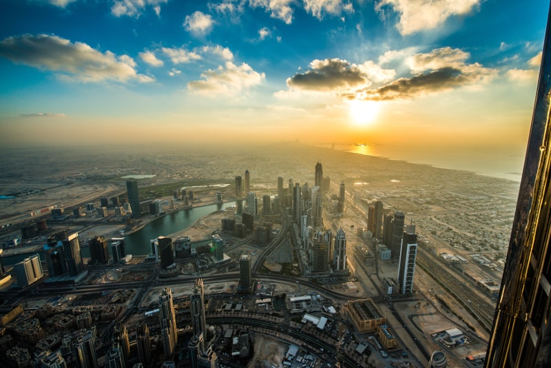 Burj Khalifa View 2nd Floor