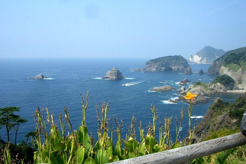 Izu Oshima - Viagens de Tóquio