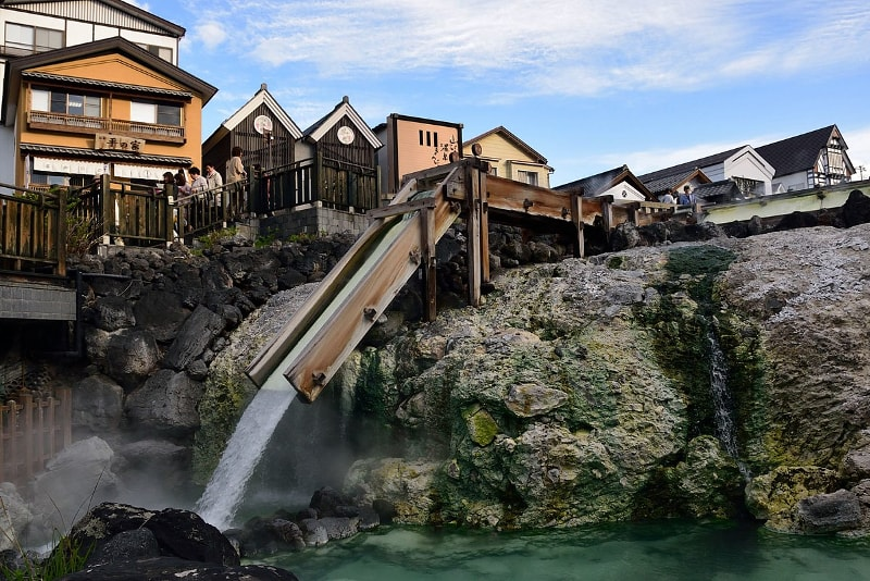 Kusatsu Onsen Town day trips from Tokyo