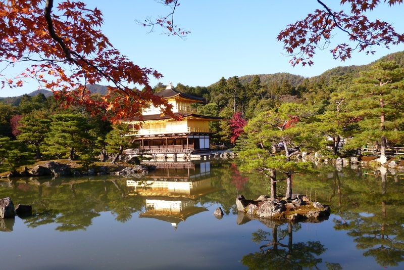 Kyoto day trips from Tokyo