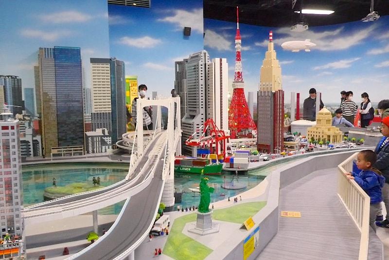Legoland - Viagens de Tóquio