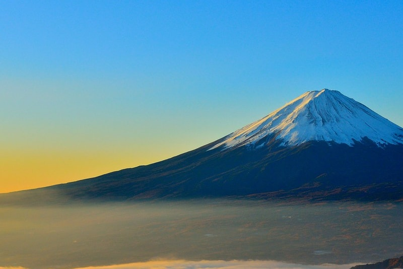 Mount Fuji day trips from Tokyo