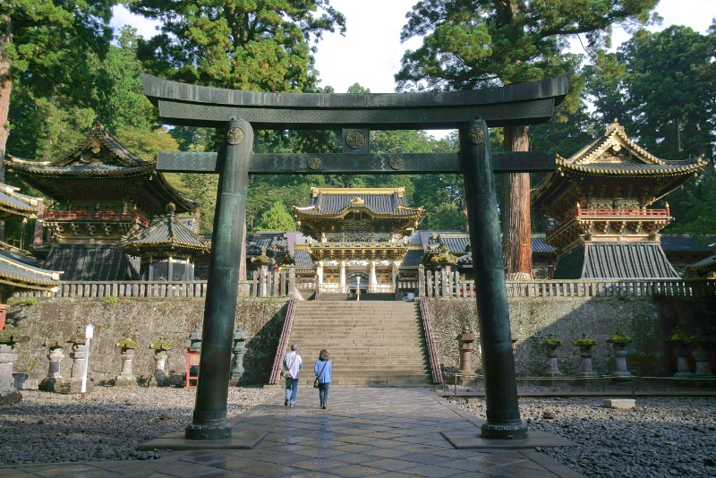 Nikko day trips from Tokyo