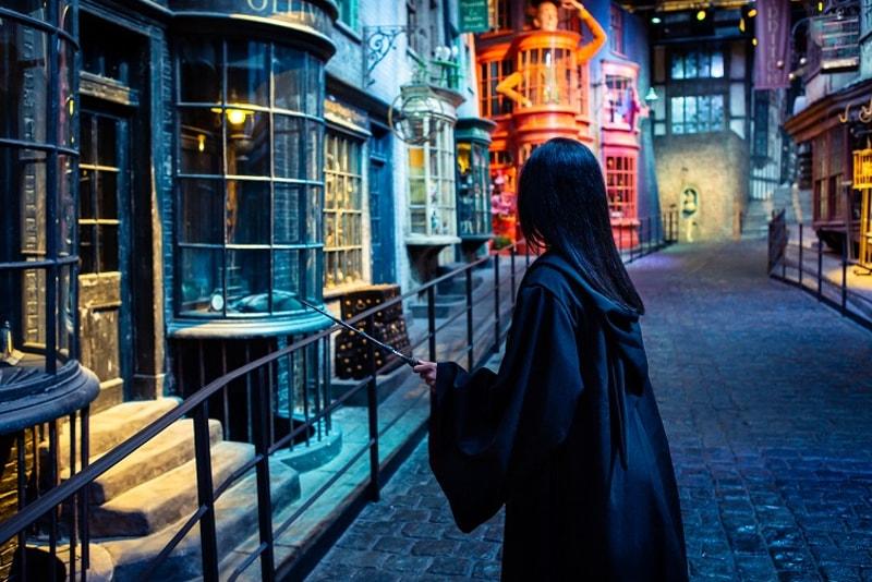 Harry Potter Studio Tour Tickets Last Minute - It's not sold