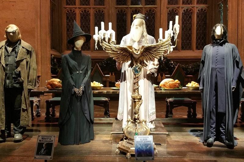 Harry Potter Studio Tour Tickets Last Minute - costumes