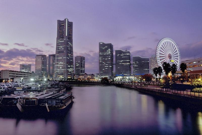 Yokohama - Viagens de Tóquio