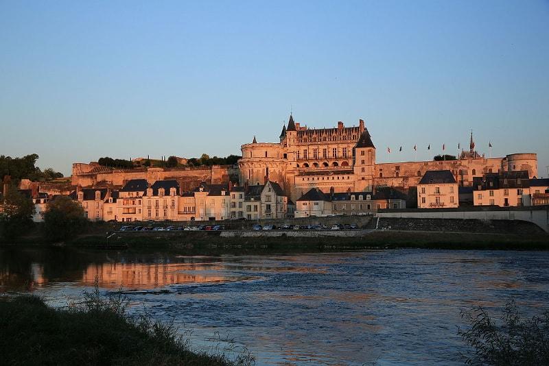 Amboise castillo del valle del Loira