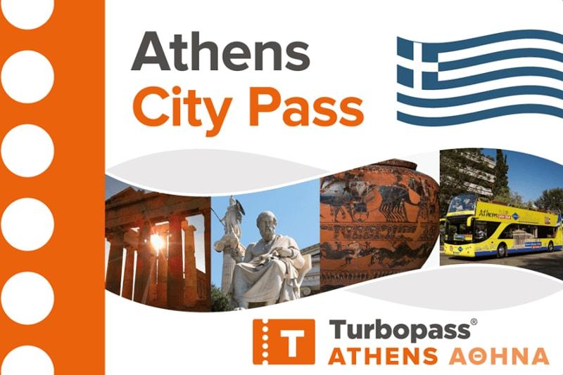 Athens City Pass - Bilhetes para a Acrópole