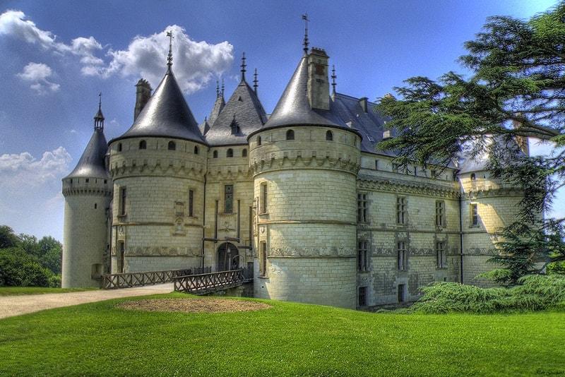 Chaumont - excursions aux châteaux de la loire