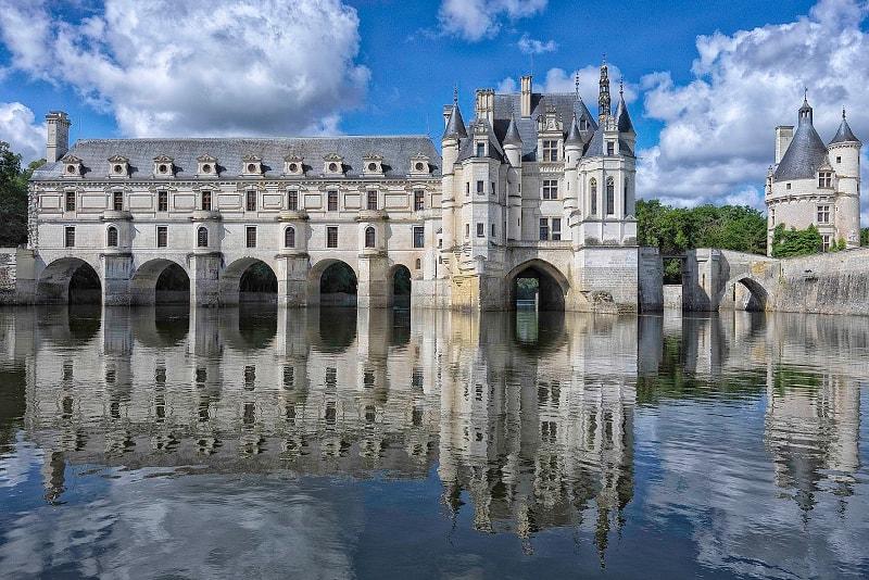 Chenonceau - excursions aux châteaux de la loire