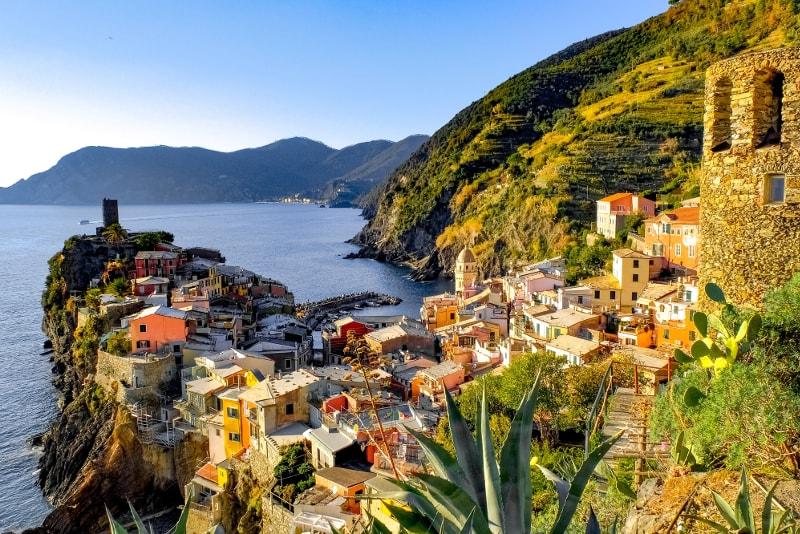 Cinque Terre - Excursões por Vinícolas na Toscana