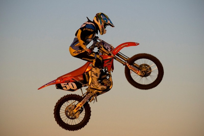 Motocross - Excursions désert Dubaï
