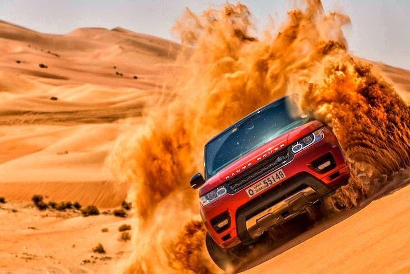 Dune bashing - Excursions désert Dubaï