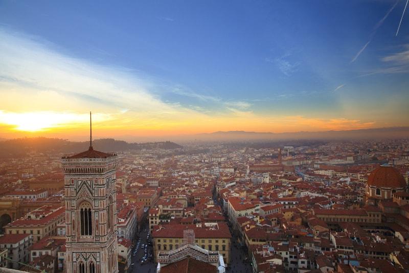 Florença- Excursões por Vinícolas na Toscana