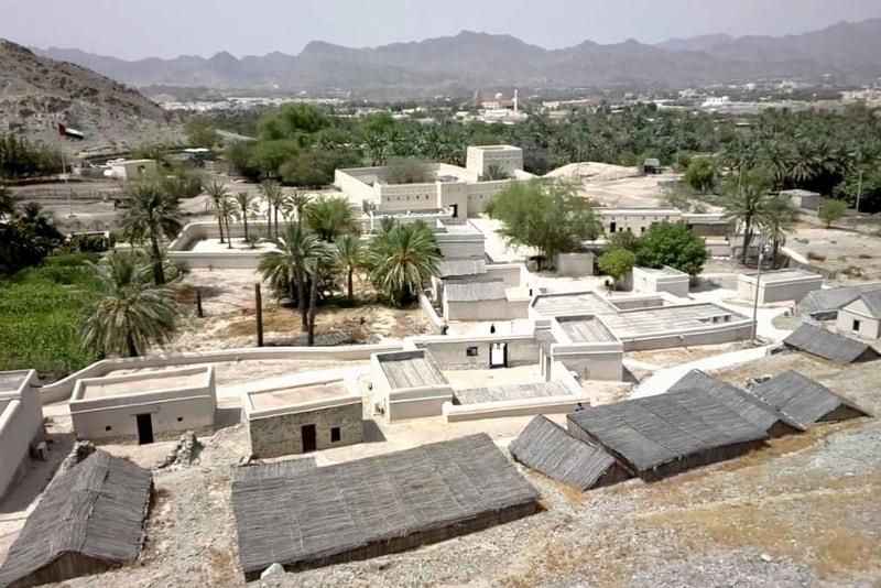 Hatta Heritage Village - safaris deserto dubai