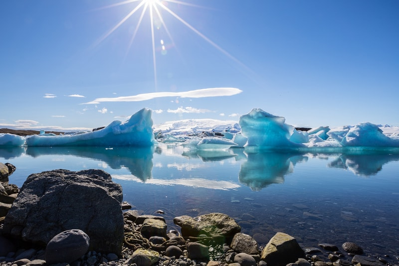 Jökulsárlón Glacier Lagoon - Day Trips from Reykjavik