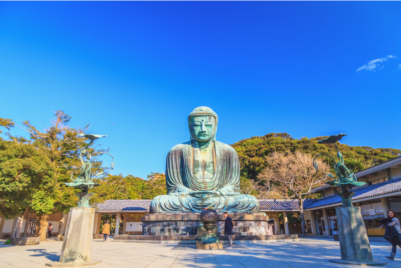Kamakura excursion depuis Tokyo