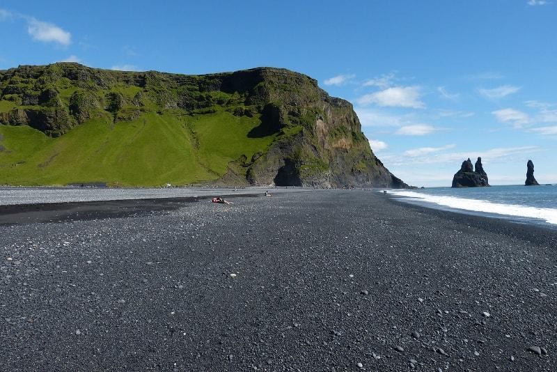 Kirkjufjara beach - Day Trips from Reykjavik