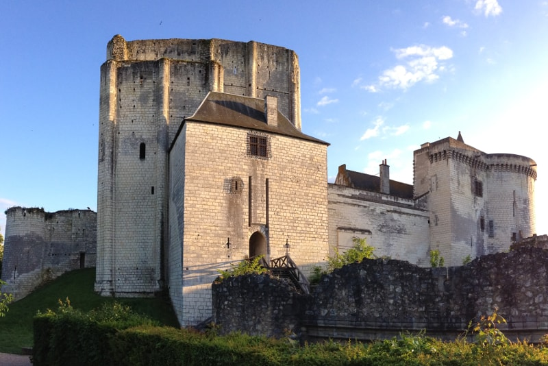 Château de Loches Loire Valley castles tours from Paris