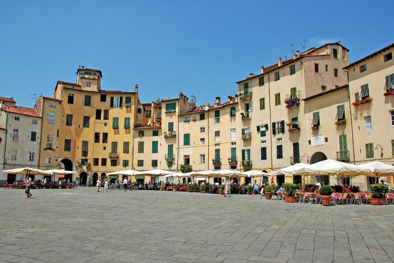 Lucca Toskana Weintouren