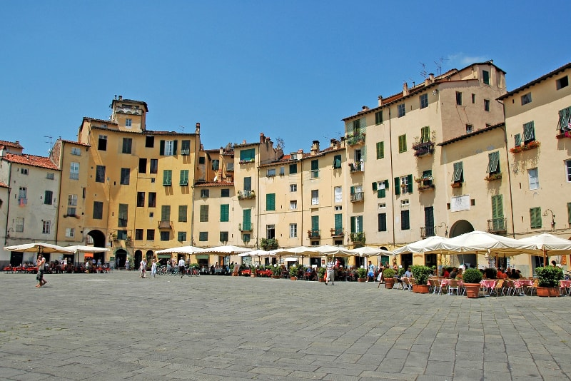 Lucca  - Tuscany wine tours