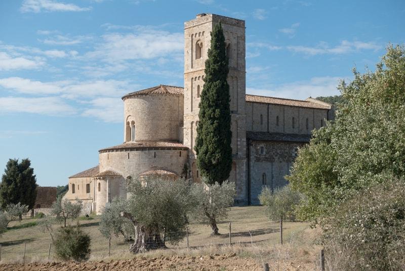 Montalcino Toskana Weintouren