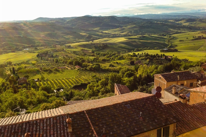Montepulciano - Tuscany wine tours
