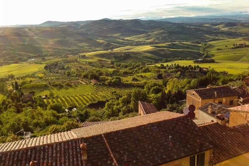 Montepulciano Toskana Weintouren