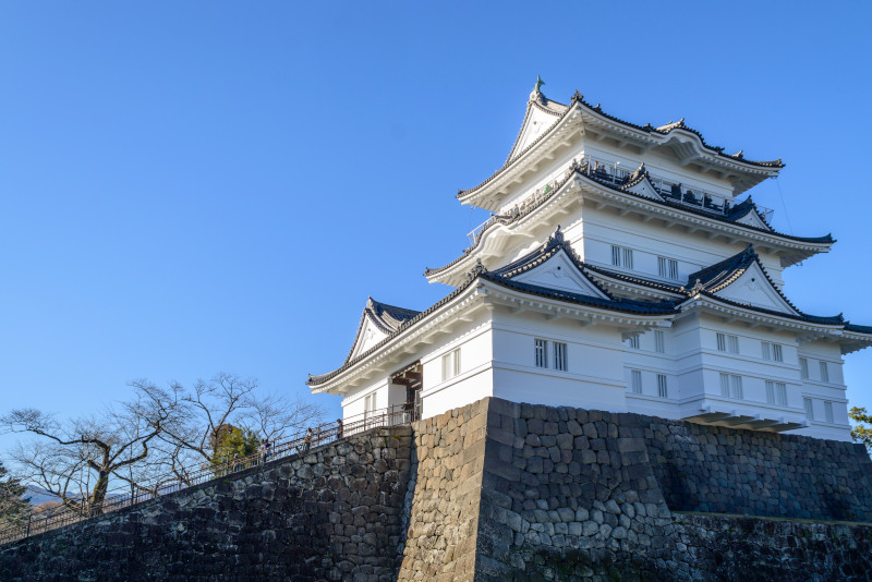 Odawara day trips from Tokyo