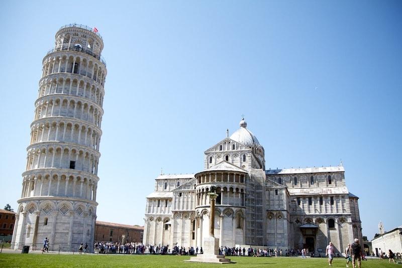 Pisa - Ausflüge von Rom aus