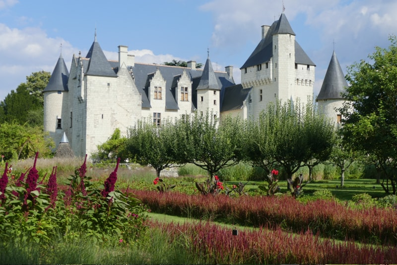 Castillo de Rivau Loire Valley