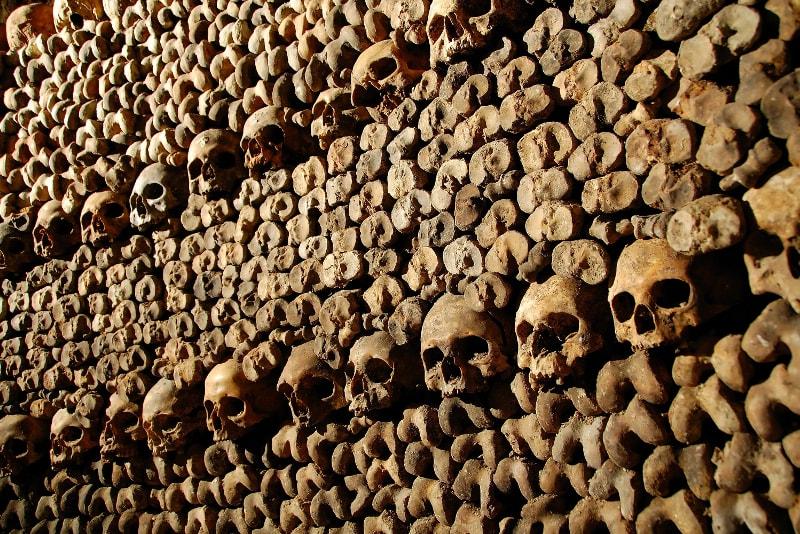 Catacombes - Visiter Rome la Nuit