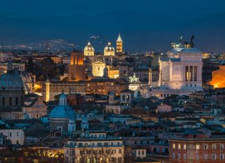 Rome night tours