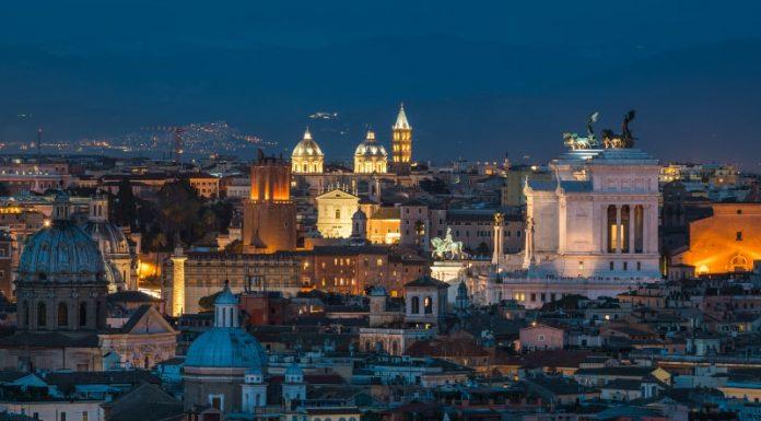 Rome night tours