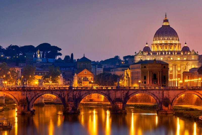 Rome river cruise - #11 Rome night tours