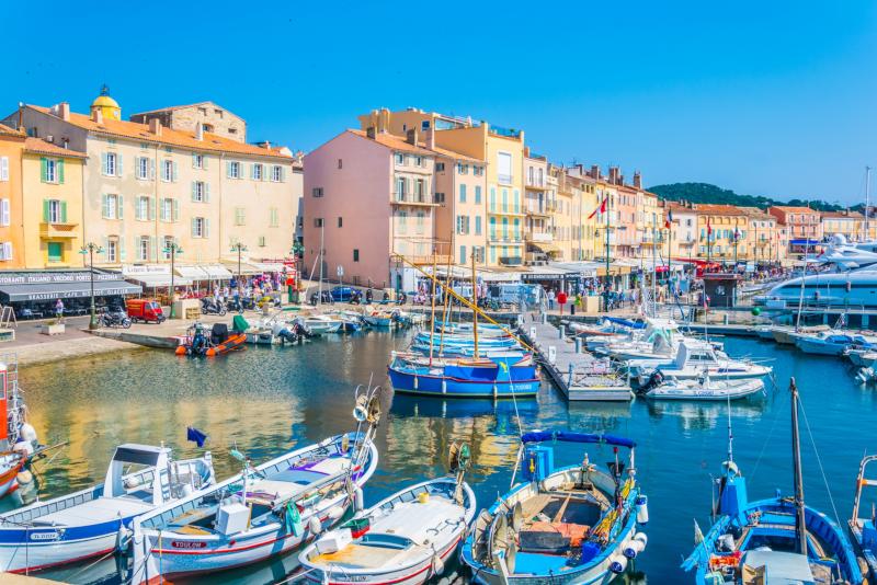 Saint-Tropez viagem desde Nice