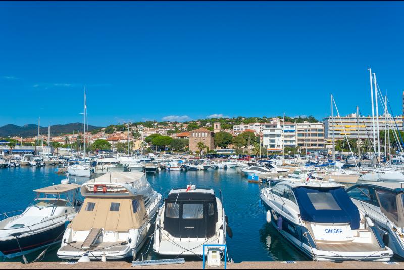 Sainte-Maxime viagem desde Nice