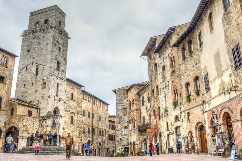San Gimignano - Day Tours out of Rome