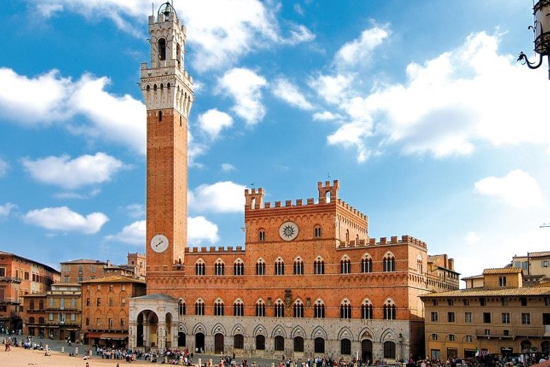 Siena - Excursões por Vinícolas na Toscana